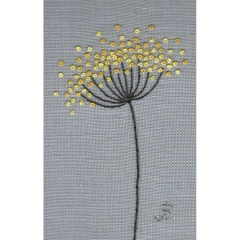 Fennel. Hand Embroidery